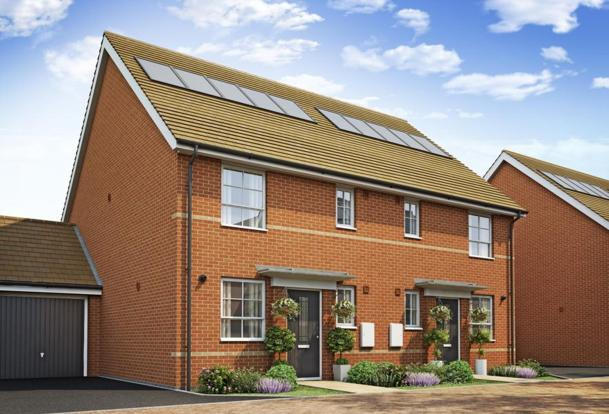 The Colmer 3 Bedroom House