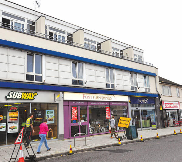 Retail Property (high Street) For Sale In Unit 3 Victoria