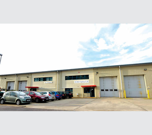 Light Industrial For Sale In Unit A3, Nexus Court