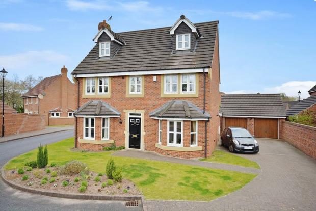 Willow Vale | New houses for sale in Warrington | Bloor ...