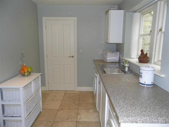 UTILITY ROOM - to th