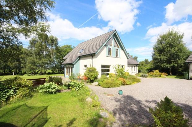 5 Bedroom Detached House For Sale In Aldenmuir Loch