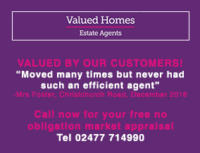 Get brand editions for Valued Homes, Coventry