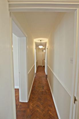 Hallway second...