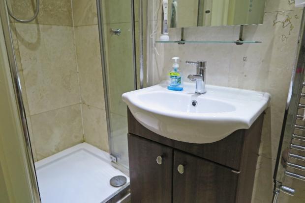 shower/wc