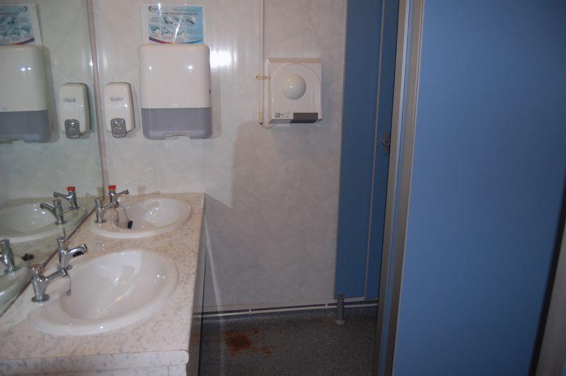 Men's toilets