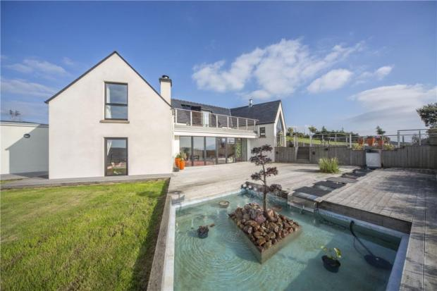3 bedroom detached house for sale in barley hill westport for Houses for sale westport