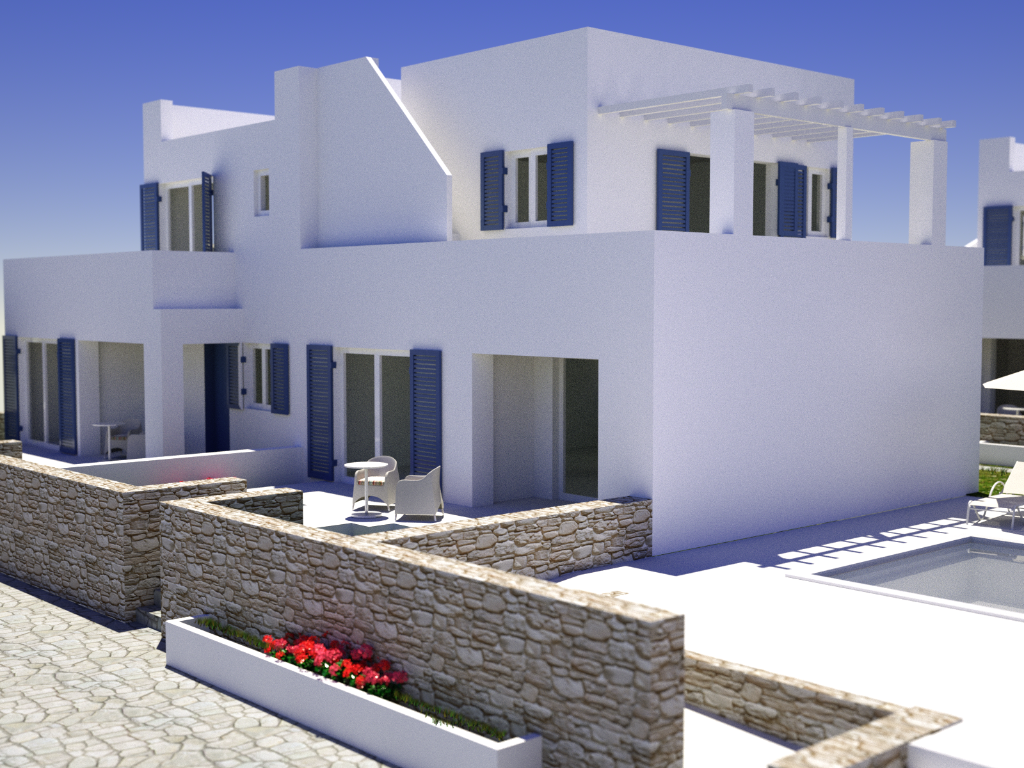 3 bed new property in Georgioupoli, Chania...