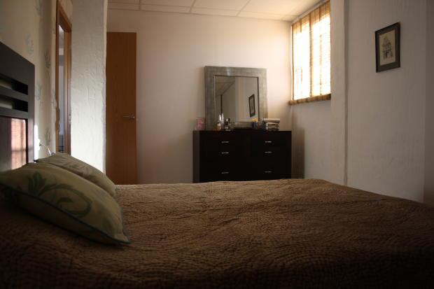 G/FLOOR BED 1