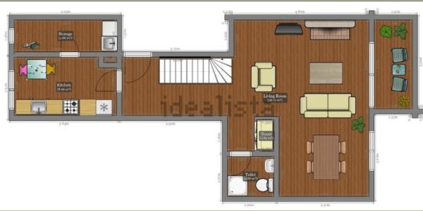 Downstairs Layout
