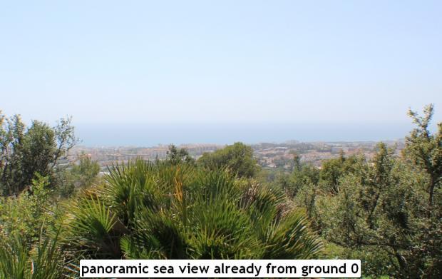 panoramic sea view a