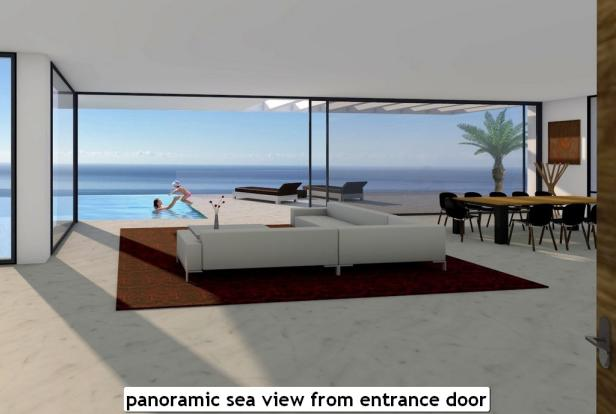 panoramic sea view f