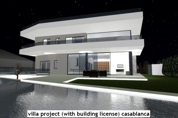 villa project (with