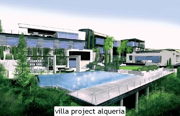 villa project alquer
