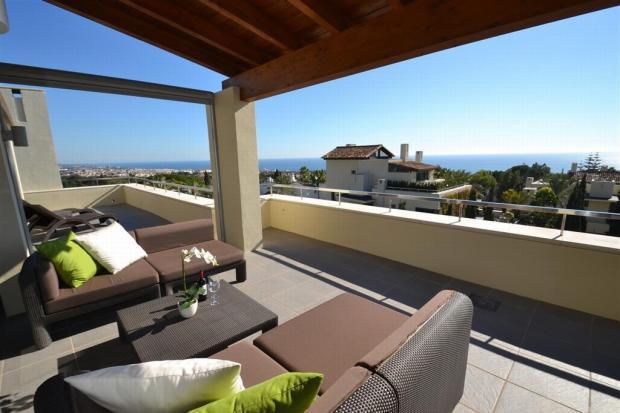 Terrace, views