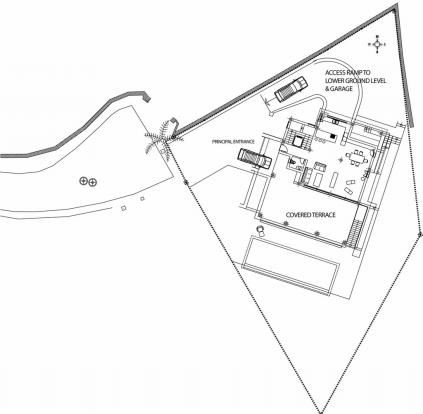 110 plan - site situ