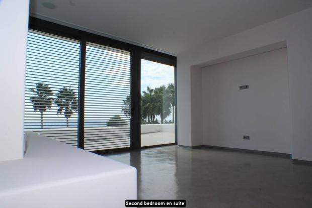 Second bedroom en su