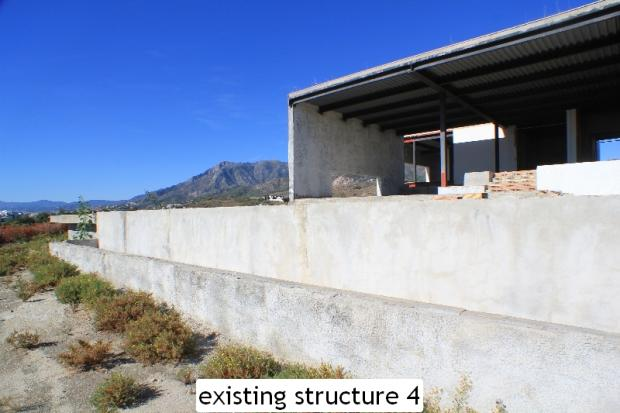 existing structure 4