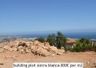 building plot sierra