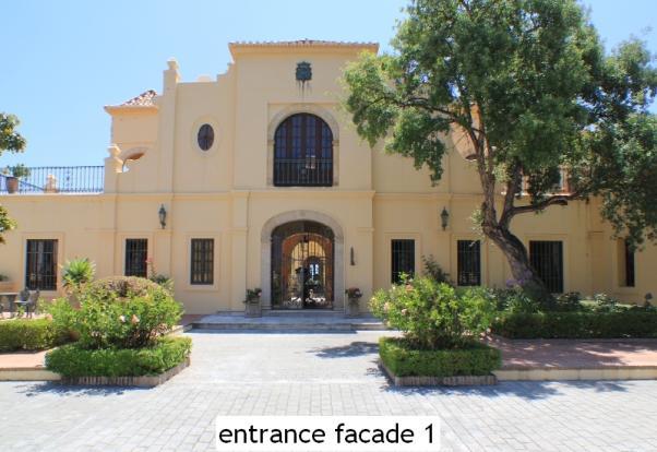 entrance facade 1