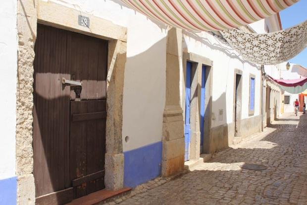 Old town of Loulé