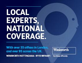 Get brand editions for Winkworth, Nottingham