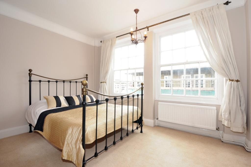one bedroom furnished larger than average porter seventh floor lift