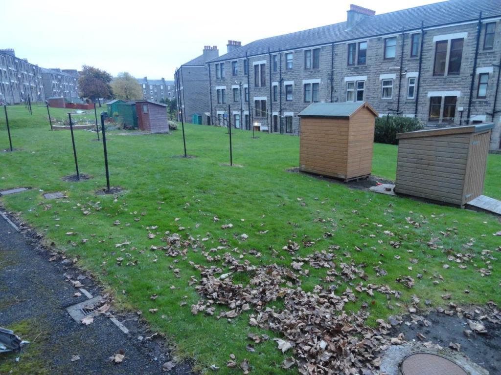 Communal Back Garden