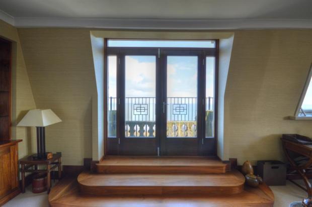 Doors to Balcony