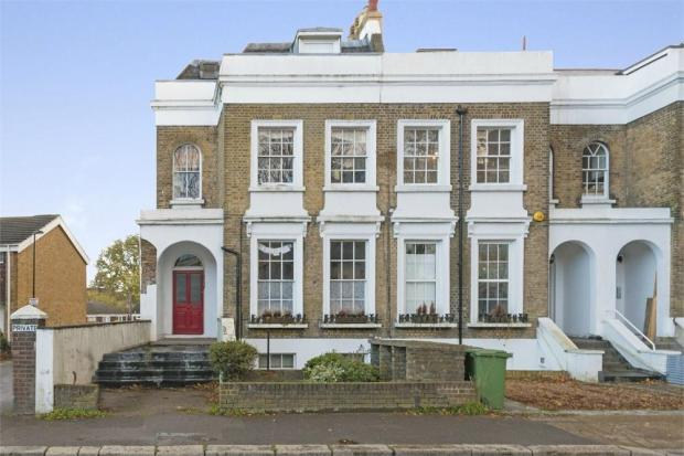 2 bedroom flat for sale in dartmouth road sydenham