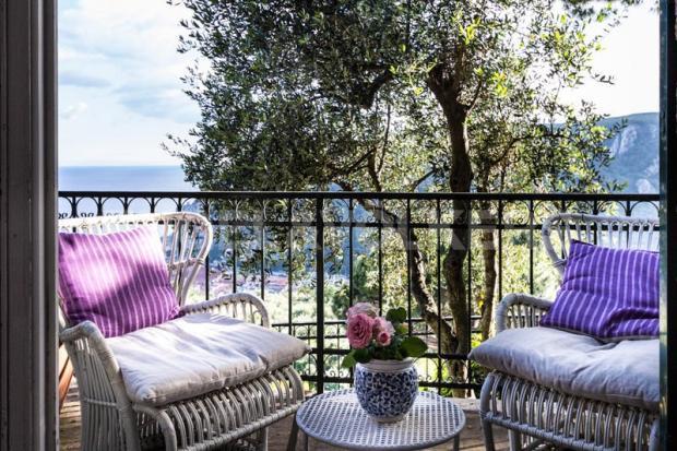 Villa Finale Ligure - Terrazzo soggiorno