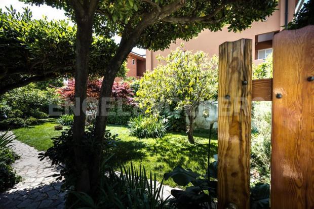 Arenzano Pineta - Garten