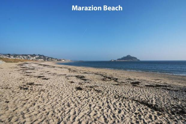 Marazion Beach