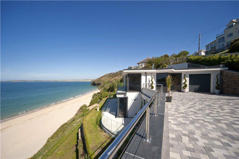 4 bedroom detached house for sale in beach road carbis bay st ives cornwall tr26