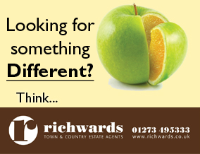 Get brand editions for Richwards Estate Agents Ltd, Henfield