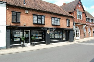 Williams of Petersfield, Petersfieldbranch details