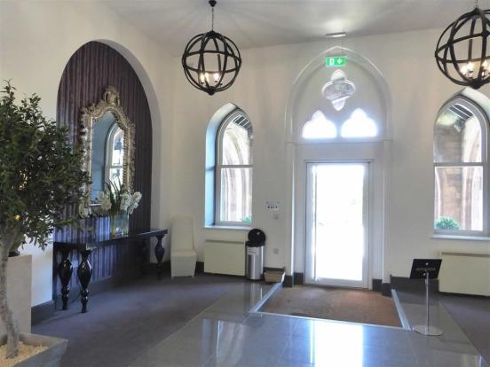 Entrance Foyer: