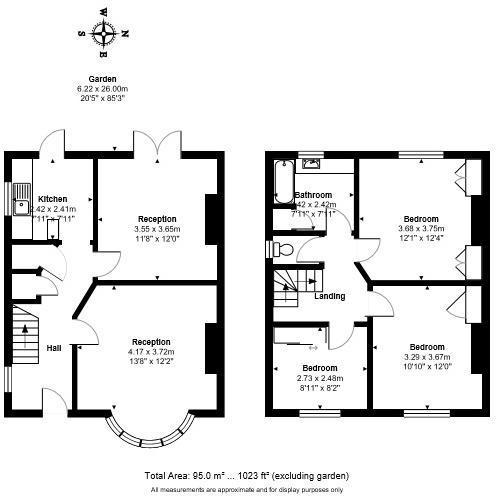 Manor road floorplan