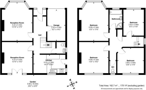 12 The Fairway floor