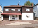 Detached property for sale in Hadley Road, Enfield