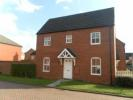 3 bedroom Detached house in Bains Drive,  Lichfield...