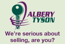 Albery Tyson, Lutterworth