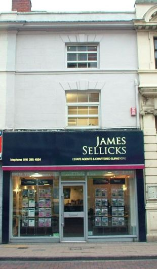 James Sellicks Estate Agents, Leicesterbranch details