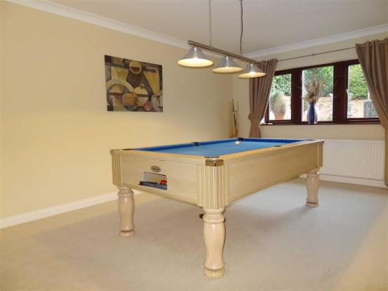 DINING ROOM/GAMES RO