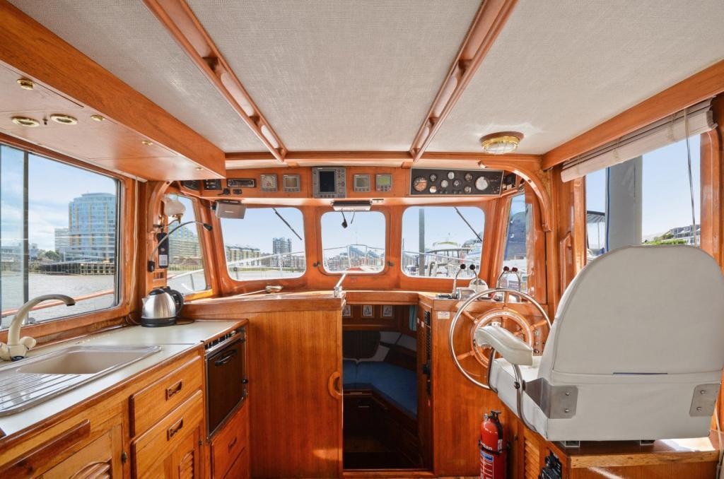 Kitchen/Cockpit