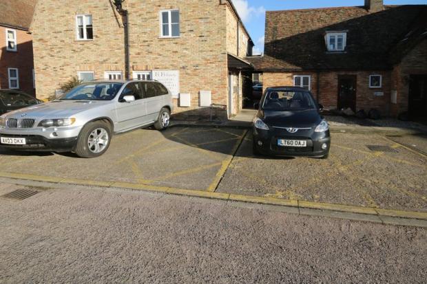 Rear parking s...