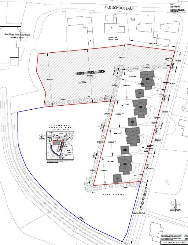 Whole Site Plan