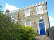 semi detached house in Truro City