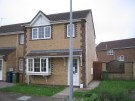3 bed End of Terrace property to rent in Moorhen Road, Whittlesey...