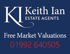 Get brand editions for Keith Ian Estate Agents, Cheshunt - SALES